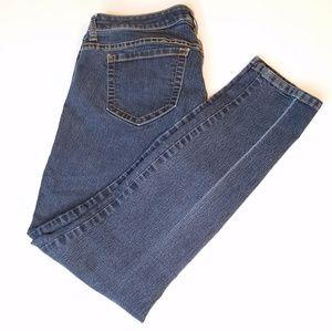 Torrid skinny jeans short